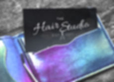 Hair studio Business cards
