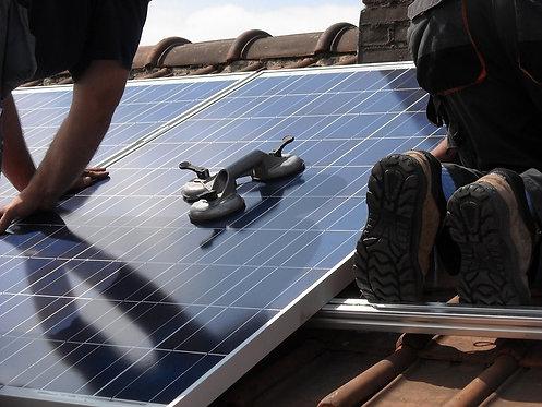320W Solar Panel, peak power 360 Watts Grade A Solar Panel