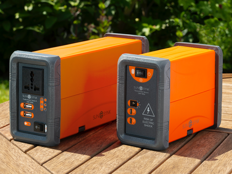 Introducing the Pocket Power Station