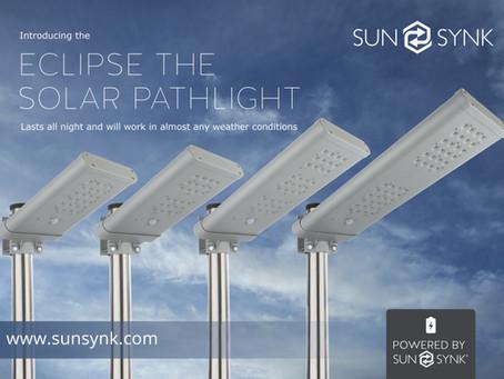 Bringing solar street lighting into the future.