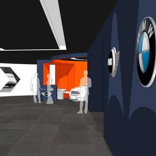 BMW Park Lane - Handover Bays