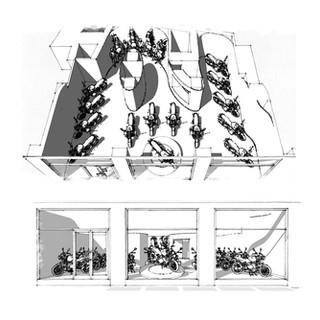 Motorbike Retail Concept