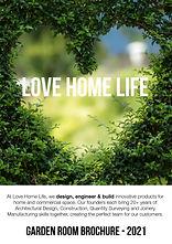 Love Home Life - Garden Rooms 2021