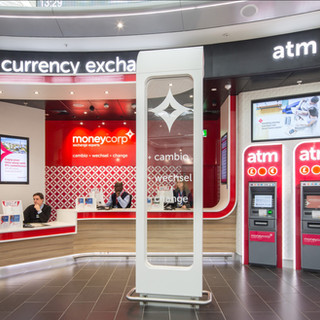 Moneycorp - Stansted Airport