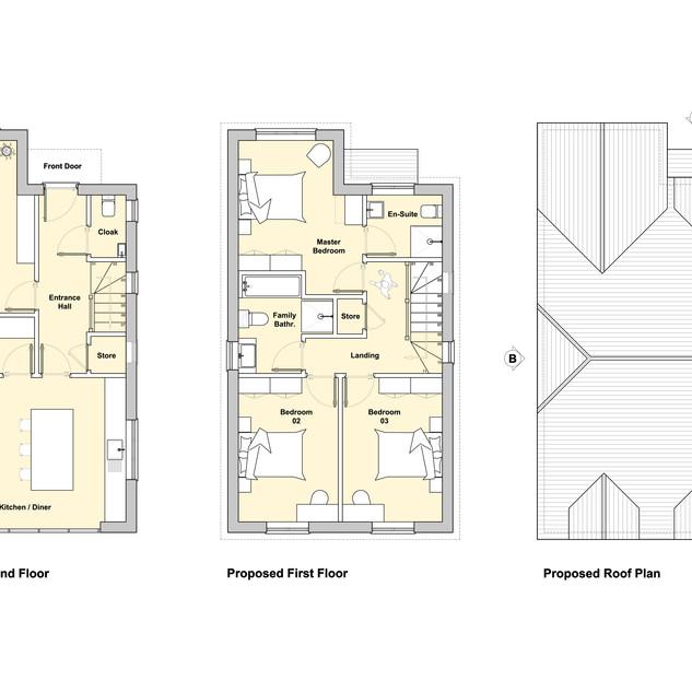 New 3-Bed Development