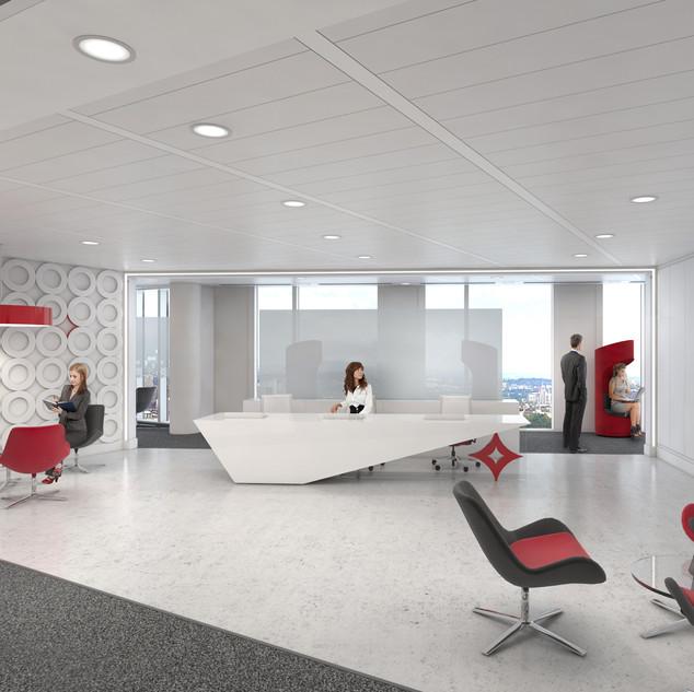 Reception Space Concept