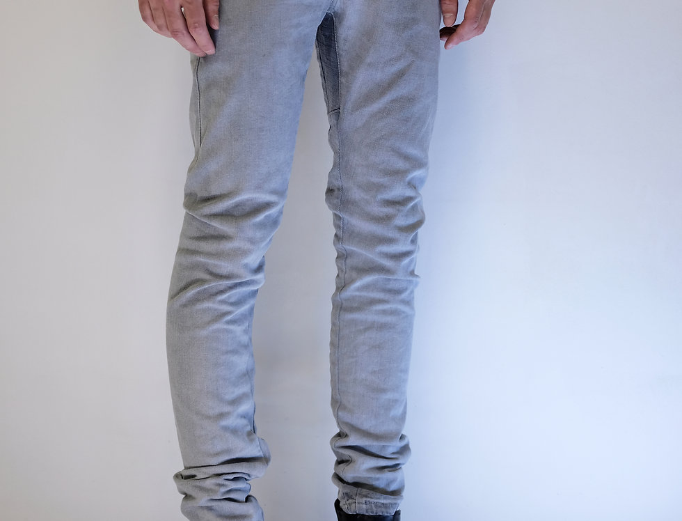 'TIGHT' JEANS | LIGHTGREY