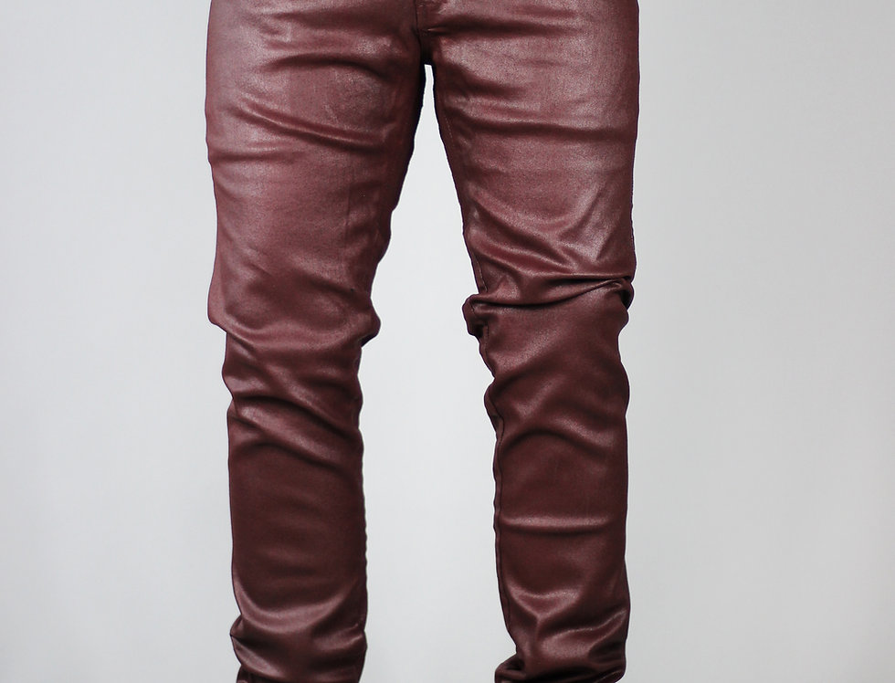 'TIGHT' JEANS | BLOODRED