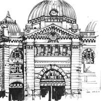 Flinder Station