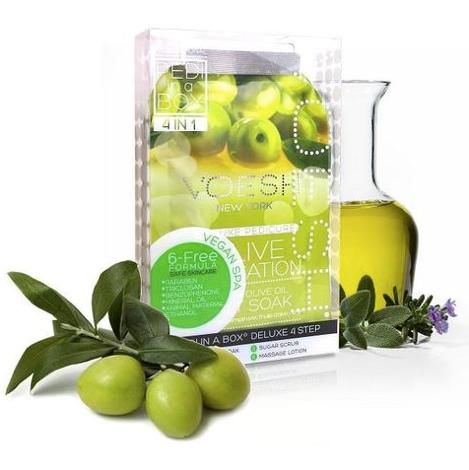 Pedi Olive