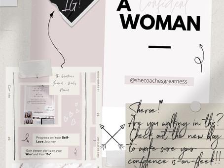 10 HABITS OF A CONFIDENT WOMAN