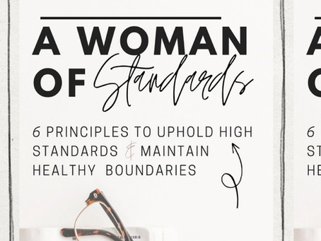 SHEROES! 6 PRINCIPLES TO UPHOLD HIGH STANDARDS & MAINTAIN HEALTHY BOUNDARIES