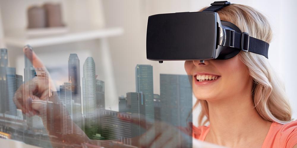 סיור וירטואלי מציאות מדומה