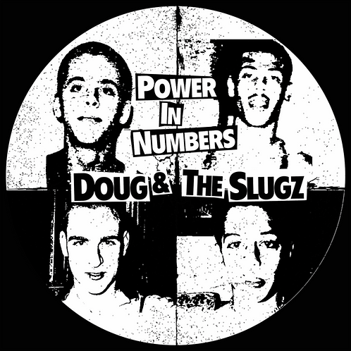 """Power In Numbers 7"""" EP Picture Disc"""