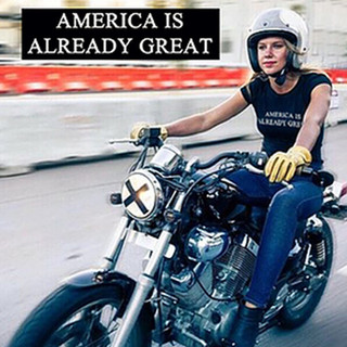 America is Already Great tee