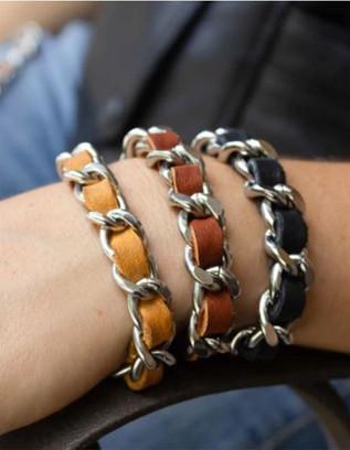 Leather Bracelet - Fox Creek Leather.JPG