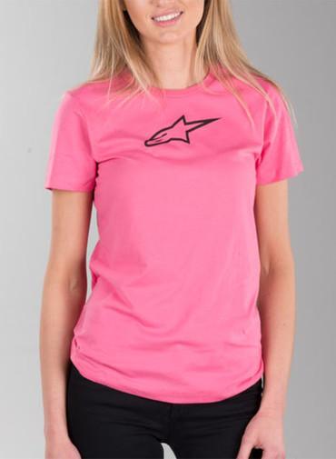 Alpinestars Ageless Women's T-Shirt - pink.jpg