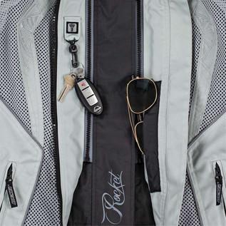 Joe Rocket Cleo Elite Women's Jacket - detail