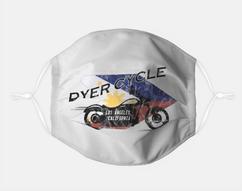 Dyer Cycle adjustable mask