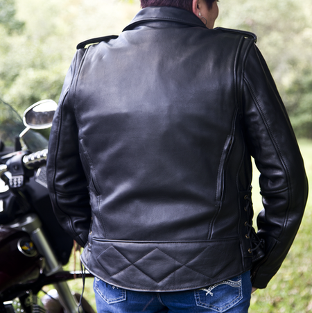 Fox Creek Women's Traditional Leather Jacket