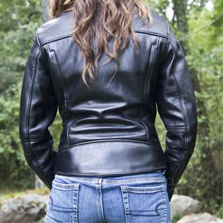 Fox Creek Women's Cruiser Motorcycle Jacket