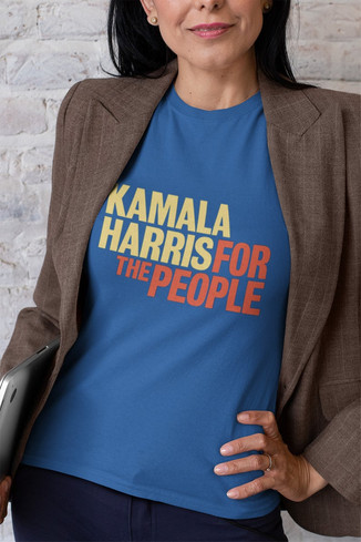 Kamala Harris For the People Women's Sof