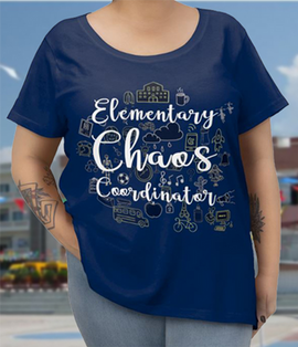 Elementary Chaos Coordinator women's cur
