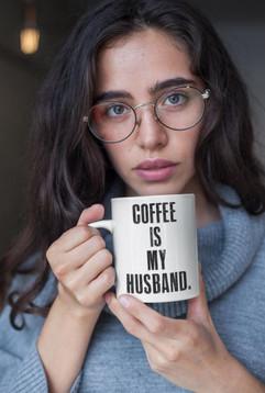 Coffee is My Husband mug 1.JPG