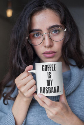 Coffee is My Husband mug 1.JPG