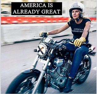 America is Already Great t-shirt