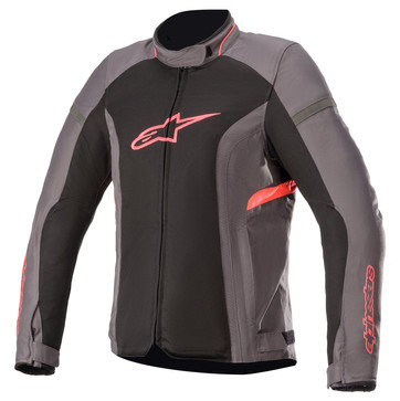 Alpinestars Stella T-Kira V2 Air Jacket - Black & Gray