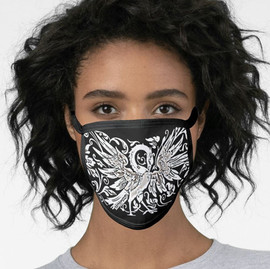 Rococo Swan 2-layer mask