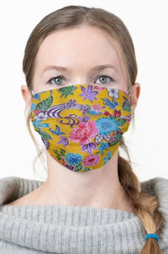 Kimono Okinawa Cloth Face Mask