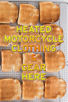 Heated Motorcycle Gear Here
