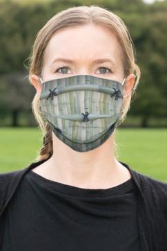 Kyoto Bamboo Cloth Face Mask