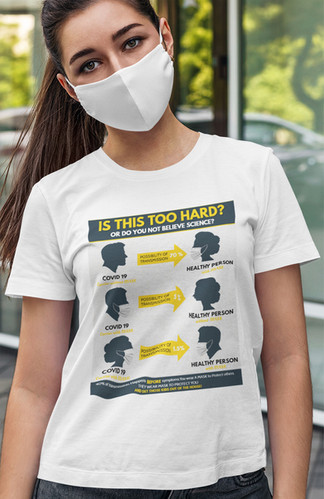 Is This Too Hard unisex jersey t-shirt