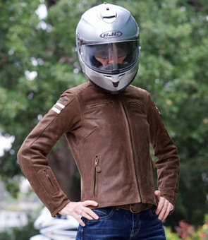 Joe Rocket Classic 92 Women's Leather Jacket