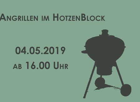 Angrillen im HotzenBlock