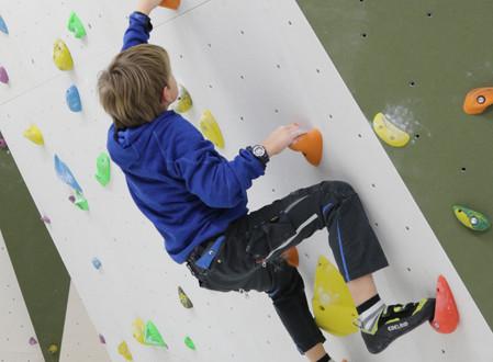 Boulderkurs für Kinder ab 4 Jahren