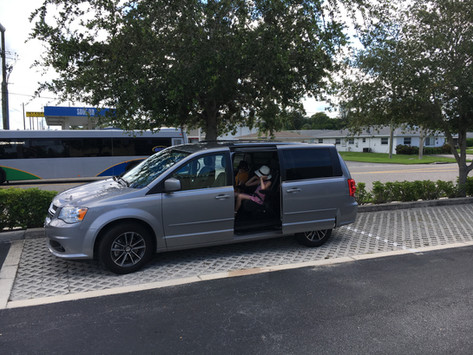 Hyra bil och köra bil i Florida