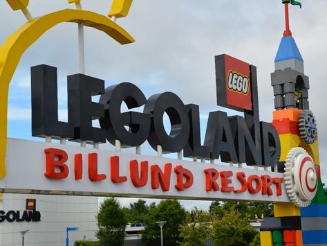 Legoland i Billund, Danmark