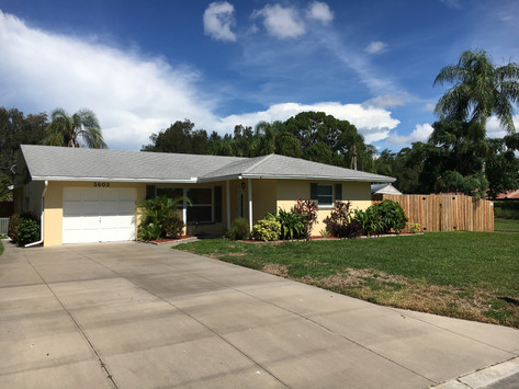 Hyra hus i Sarasota på Floridas västkust