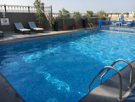 Prisvärt hotell i Dubai