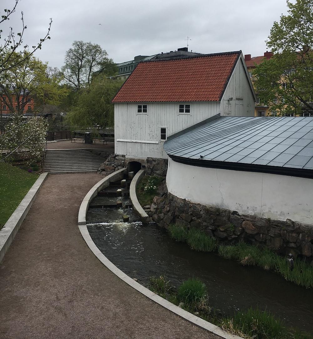 Fru ResGlad i Uppsala