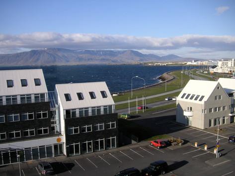 Island - islandshästar, Reykjavik och den Blå Lagunen