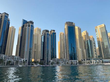 Höstlovsresa till Dubai