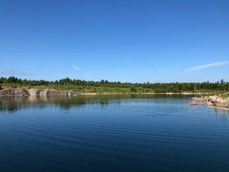 Trollsjön i Tierp
