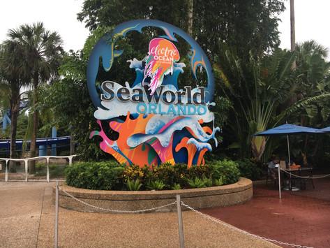 SeaWorld, Orlando del 1: nöjespark & attraktioner