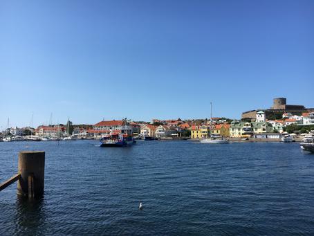 Dagsutflykt till Marstrand