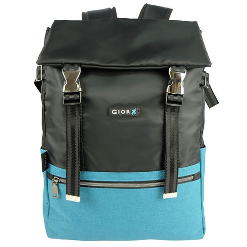 "GXN1963 GiorX Stylish Travel Laptop Backpack School Bag (17"")"